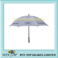 "Cheap 30"" Advertising Golf Umbrella for King Gibsona for sale"