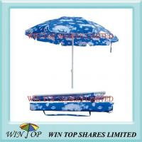 "Cheap 40"" Fashion Promotion Outdoor Beach Umbrella for sale"