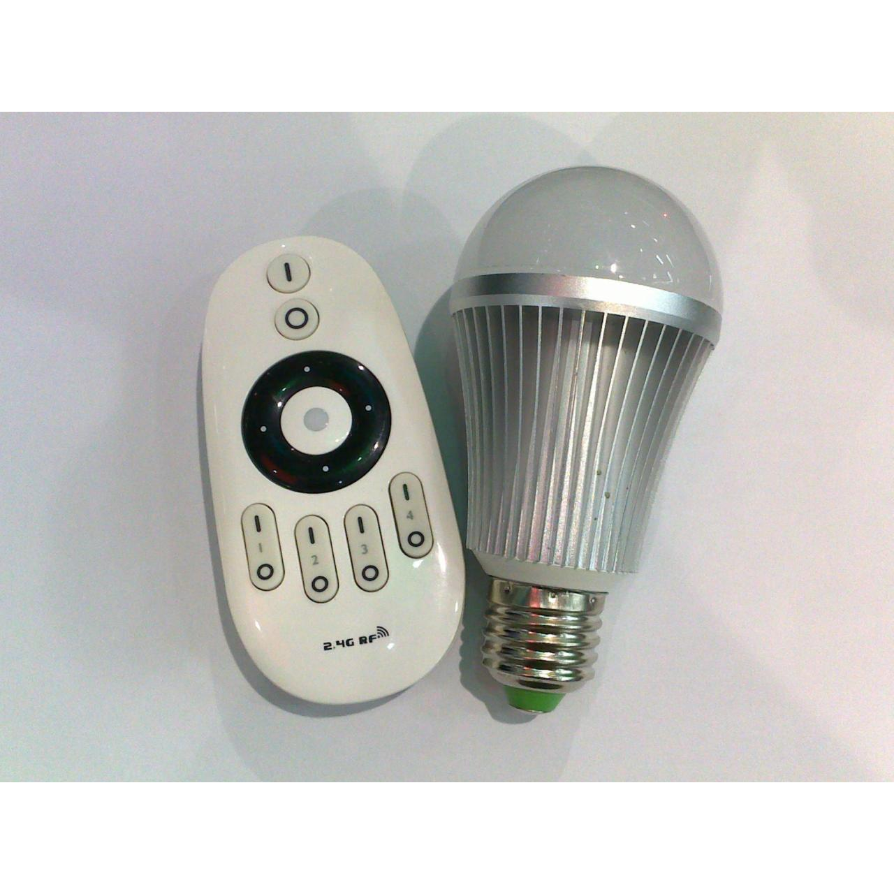 2.4G RF 7W Bulb Light LEDBulbs