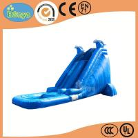 Cheap High quality inflatable games giant inflatable slide for sale for sale