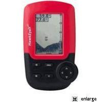 Cheap HawkEye FishTrax 1C Portable Fish Finder w/ HD Color Display for sale