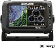 Cheap Lowrance HDS-7m Gen2 Touch Insight GPS Chartplotter for sale