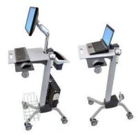 Computer Carts Healthcare Entry Level Mobile Cart Manufactures