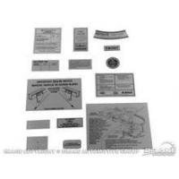 Cheap 12 Piece Decal Kit for sale