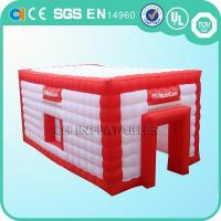 Commercial inflatable event tent