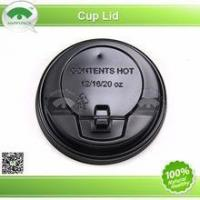 Cheap Wholesale popular disposable cups dome lids lid for paper cup for sale