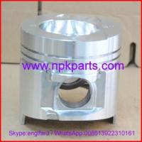Cheap Komatsu engine repair parts 4D95 engine piston with pin and clips 6202-32-2110 for sale