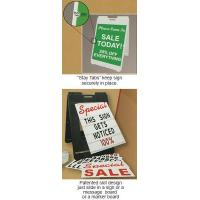 Cheap Sandwich Board Sign Stands SimpoSign II Sandwich Board Sign Stand for sale