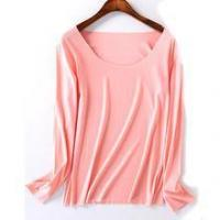 Buy cheap Ladies women clothes 100% cotton plain ladies shirt designs from wholesalers