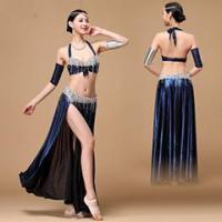 Adult Professional Performance Belly Dance Costume,Latest Belly Dance Costume