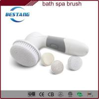Cheap IPX5 waterproof 4 in 1 bath spa brush combo for sale