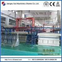 Cheap Integrated aluminum barrel plating line for sale
