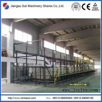 Cheap Single arm Copper-nickel-chromium plating line for sale