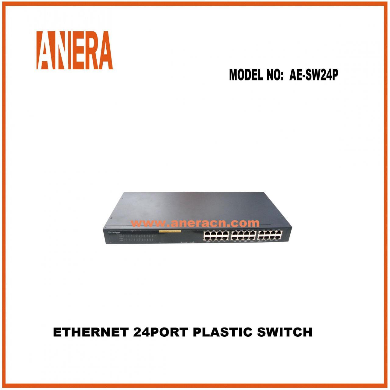 Cheap ETHERNET 24PORT SWITCH AE-SW24P-MS for sale