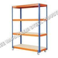 Movable Shelving Rack Product Code023