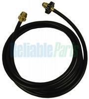 Cheap 10' BBQ LP PROPANE ADAPTER HOSE for sale