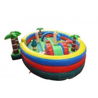 Cheap Bounce House With Slide for sale