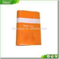 Cheap contract paper file folder for data JY-PVC508 for sale