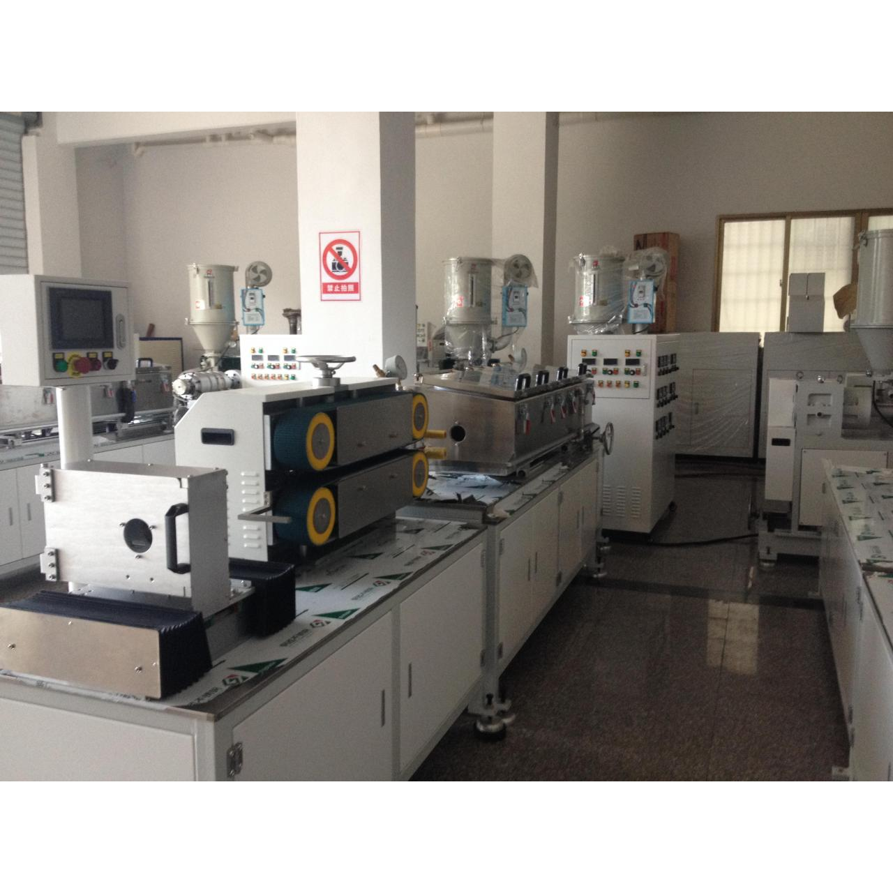 Cheap 2-Layer Cosmetic Tube Extrusion Line for sale