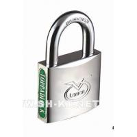 Cheap Electroplated Iron Padlock for sale
