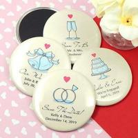"""Cheap Personalized Wedding Magnets (2.25"""") for sale"""