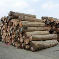 Buy cheap Manufacturers Direct Sales Wholesale Timber Oil Content High Durable Authentic Teak Wood Logs from wholesalers