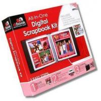 Cheap All-In-One Digital Scrapbook Kit for sale