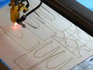 Laser Cutting for Plywood (Plywood Laser Engraving)