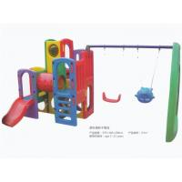 Cheap Kids Plastic Swing Set for Sale Kids Play Swing Set with Slides Used in Kindergarten and Park for sale