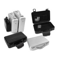 Buy cheap PT-02 with trolley aluminum shell case from wholesalers