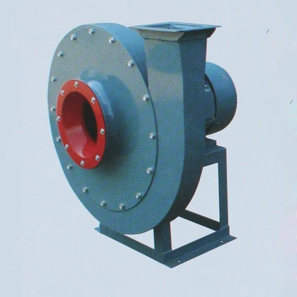High Pressure Centrifugal Fan : Type high pressure centrifugal fan series with