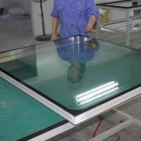 cleanroom Window for handmade sandwich panel ( with inner coving )