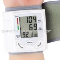 Cheap care and Hospital Wrist type blood pressure monitor for sale