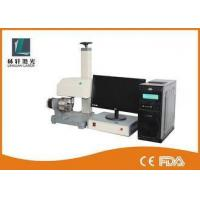 Cheap Metal Label Dot Peen Marking Machine 200mm x 150mm For Component Identification for sale