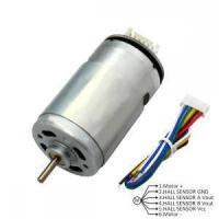 6v rs555 dc brush motor with encoder of quality bldc for Bldc motor with encoder