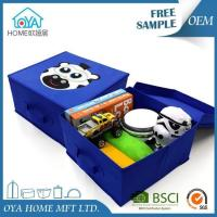 China 12 Inch Kids Cute Storage Container Bin for Toys on sale