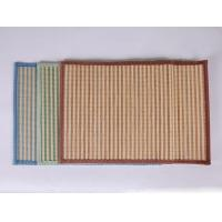 Cheap Bamboo Mat Bamboo Placemat for sale