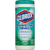 (Show more) Clorox Disinfecting Wipes - 35 ct., Fresh Scent