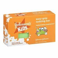 Johnson's Kids Easy-Grip Sudzing Bar