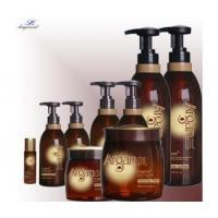 Parabens free argan oil deep treatment shampoo private label Manufactures