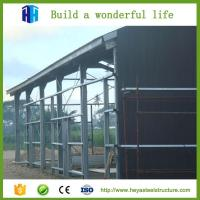 light-duty steel structure for storehouse