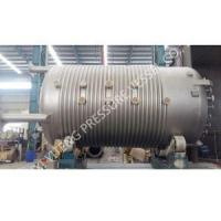 Bulk Manufactured Limpet Coil Vessel/heated Jacket/ Double Jacketed Mixing Tank/ Titanium Pressure / Manufactures