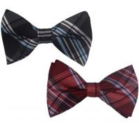 Cheap Custom Embroidered Bow Ties Maker for sale