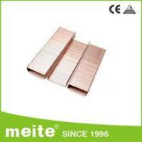 meite 3518 high quality 16GA carton staple pins for packing, carton box, etc. Manufactures