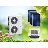 Cheap ACDC On Hybrid Grid Solar Air Conditioner Cassette For Home for sale