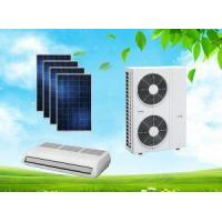 Cheap ACDC On Grid Solar Air Conditioner Floor Ceiling Type High Quality for sale