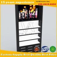 High Quality Cosmetic Display Racks and Wall Shelves for Makeup Supply Retail Store Manufactures