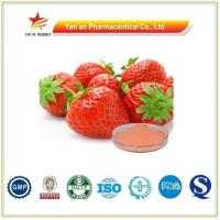 Pure Strawberry Extract Powder