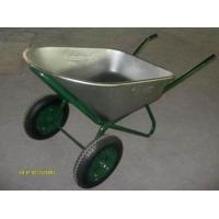 Buy cheap WB8600 Double wheel wheelbarrow from wholesalers