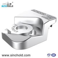 SINCHOLD 3120/15/35 Perforation Type forged Steel Flexible Self-Locking Crane Rail Clips